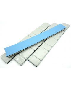 240g Auswuchtgewichte Silber 4x60g Riegel 5g+10g Aufteilung
