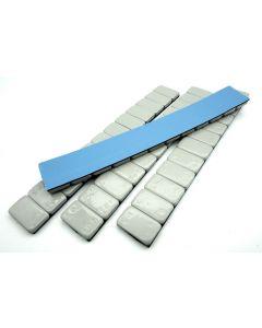 240g Auswuchtgewichte Silber 4x60g Riegel 12x5g Aufteilung