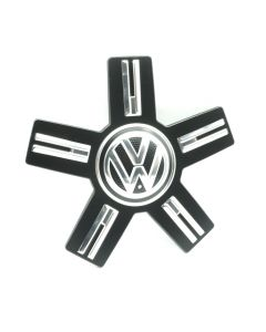 1x VW Touareg Nabendeckel Felgendeckel 760601149 Nabenkappe