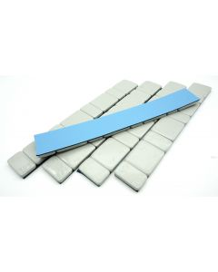300g Auswuchtgewichte Silber 5x60g Riegel 5g+10g Aufteilung
