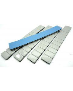 300g Auswuchtgewichte Silber 5x60g Riegel 12x5g Aufteilung