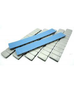 420g Auswuchtgewichte Silber 7x60g Riegel 12x5g Aufteilung