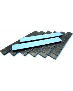 480g Auswuchtgewichte Schwarz 8x60g Riegel 5g+10g Aufteilung