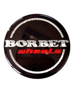 Borbet Wheels Nabendeckel 56mm