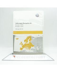 Original VW Navigation 3G0919866BC AS SD Karte Europa 1 (V7) Maps für Discover Media 2 NEU