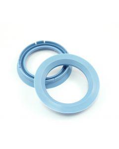 Zentrierringe 74,1 auf 56,6 mm seitlich